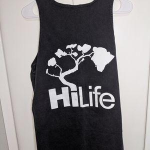 Hi Life Tank Top